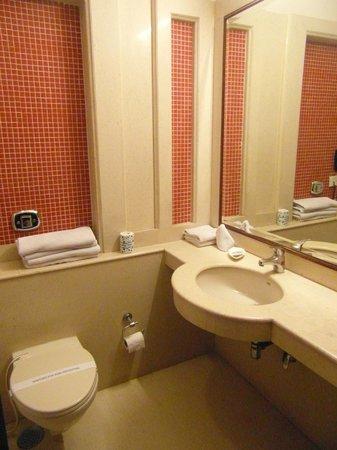 The Florence Inn: Baño Habitacion de luxe