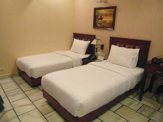 The Florence Inn: habitación 106, superior