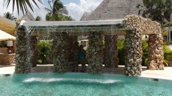 Kola Beach Resort: cascata