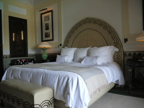 La Mamounia Marrakech: Agdal Deluxe Room..