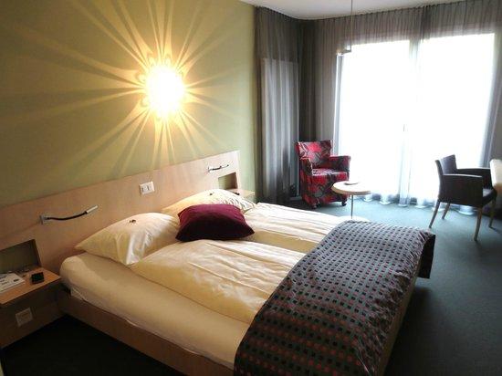 Hotel Rovanada : Moderne Einrichtung