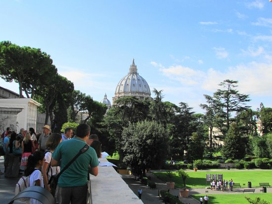 Private Tour of Rome: St. Peter's Basilica