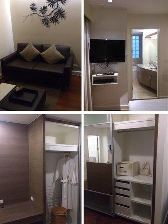 Phachara Suites: 4