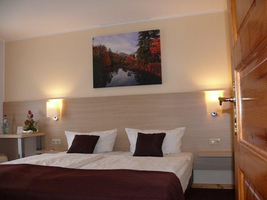 Hotel Restaurant Altes Eishaus: Doppelzimmer