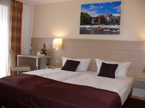 Hotel Altes Eishaus: Doppelzimmer