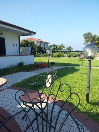 Villa Maredona: vom Frühstückstich