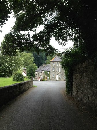 Ambledown Tea Rooms : The end cottage at the end of a beautiful wee Irish lane..