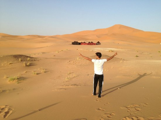 Auberge Africa: Me