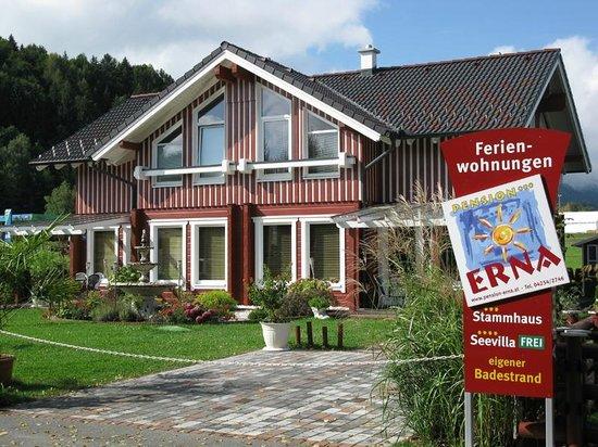 Appartements-Pension ERNA: Seevilla für max 5 Personen