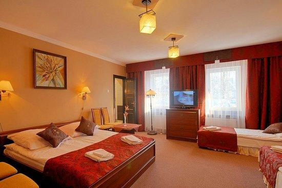 The Kasprowy Wierch Hotel: Pokój lux 4-osobowy