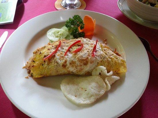 La Rouge Restaurant & Bar: Nasi Goreng