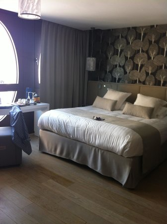 BEST WESTERN PREMIER Why Hotel : Notre chambre Deluxe