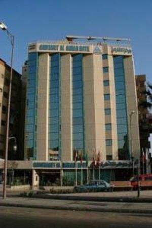 Gawharet Al Ahram Hotel: Hotel extrior