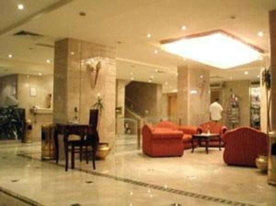 Gawharet Al Ahram Hotel: lobby