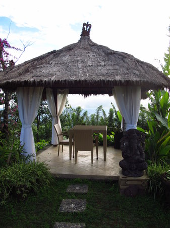 Munduk Moding Plantation: Dining Pavilion