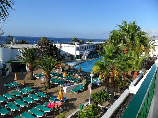 La Penita Apartments : view from balcony