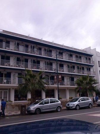 Nereida Hotel: Hotel Nereida