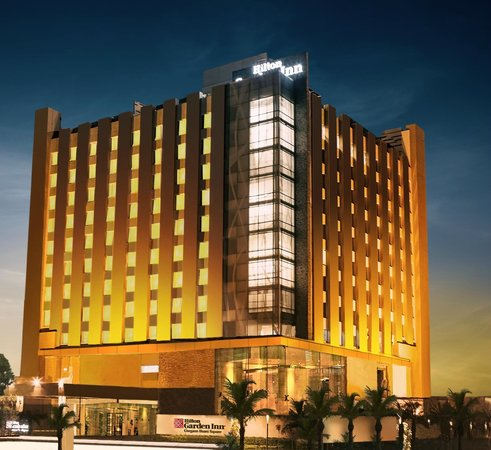 Hilton Garden Inn Gurgaon Baani Square India: The hotel is strategically located near the prime corporate, commercial districts of Gurgaon.