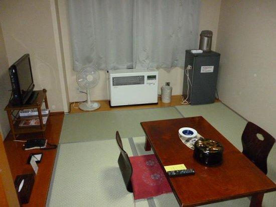 Kitaguni Grand Hotel : 部屋内部