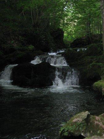 Cascades de Chiloza: Cacasdes de Chiloza