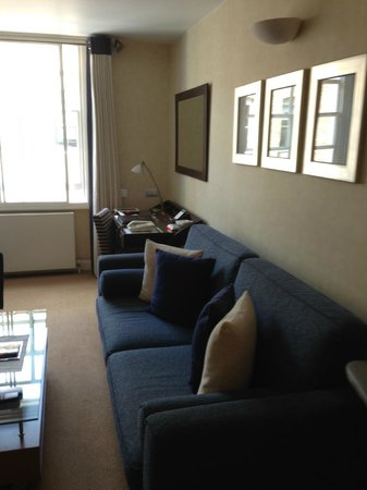 23 Greengarden House Serviced Apartments : lounge