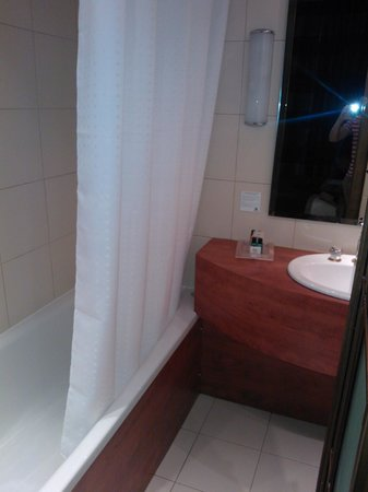 Holiday Inn Paris Gare de Lyon Bastille: bagno