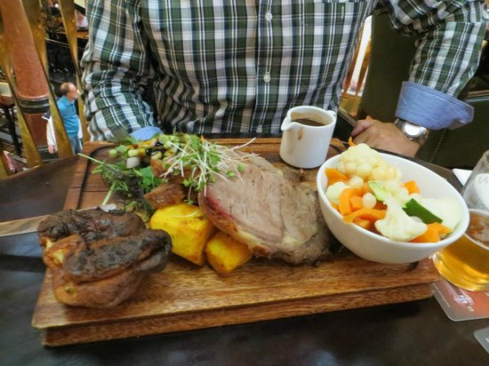 The Bank on College Green: Carne