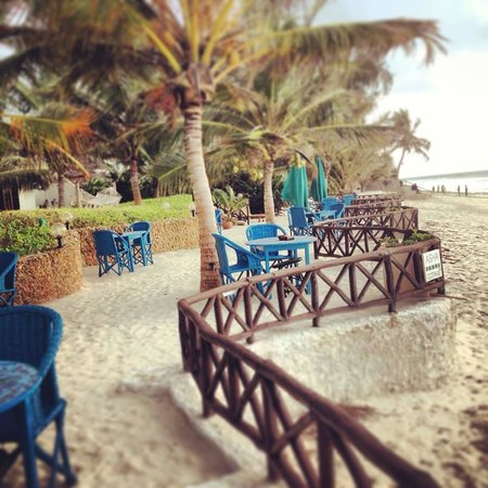 Diani Blue : Hotel Front view