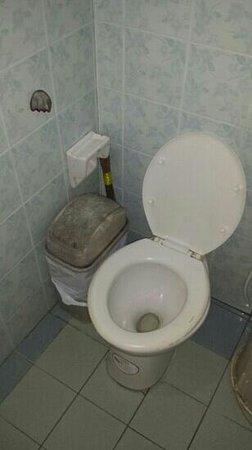 Tao Thong Villa: Toilette