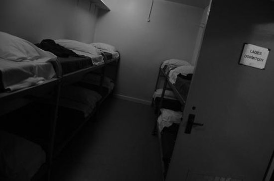 York Cold War Bunker: Dormatories