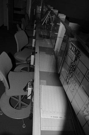 York Cold War Bunker: War Room