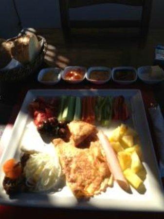 Mia Butique Hotel : Breakfast