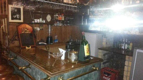 Vishranti - A Doon Valley Jungle Retreat: The Holdy's Pub, Bar Counter