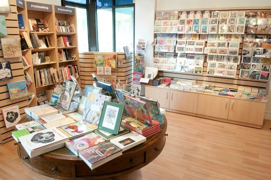 Bankside Gallery: Bookshop