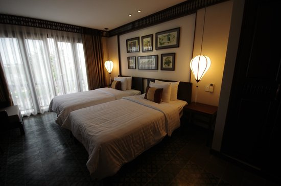 Little Hoian Boutique Hotel & Spa: twin room