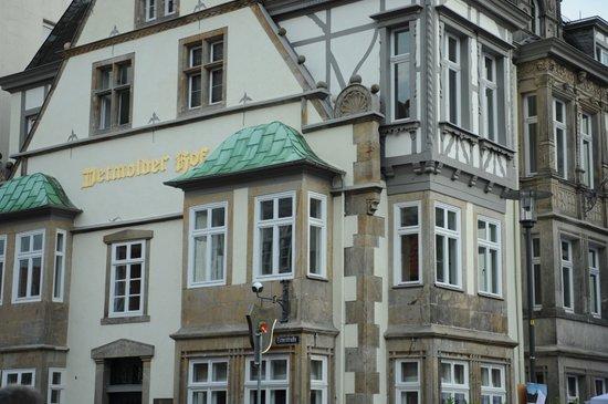 Detmolder Hof: Aussenansicht