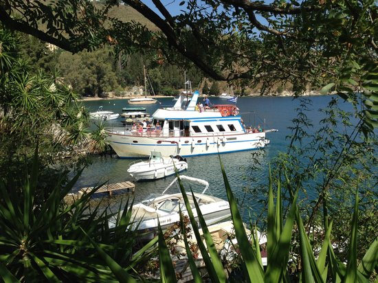 The Best Boat Trips In Corfu Review Of Andreas Boat