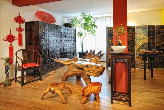 Hotel Quellenhof: TCM