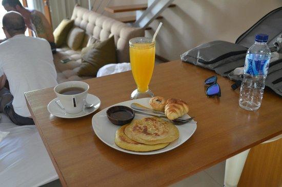 Balcony Living: super colazione