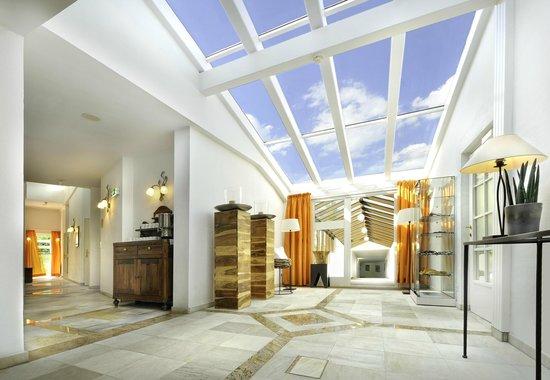 Hotel Quellenhof: Vitalbereich