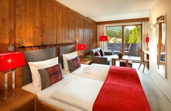 Hotel Quellenhof: Christina