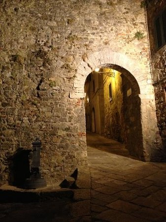 Centro Storico di Chiusdino