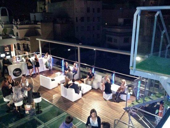 Terraza Espectacular Picture Of Hotel Santo Domingo