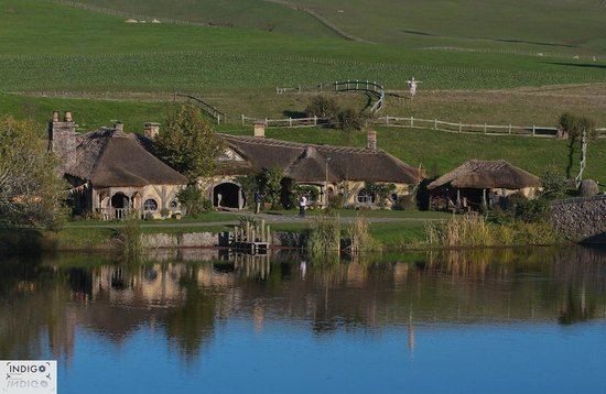 Hobbiton Movie Set: The Green Dragon - The Final Stop