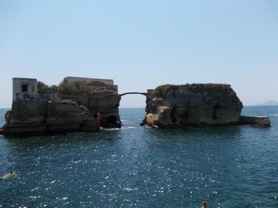 Parco Sommerso di Gaiola Area Marina Protetta: Villa degli Spiriti