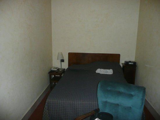 Hotel Columbus: camera