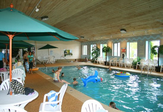 Bayside Resort Hotel: Innenpool