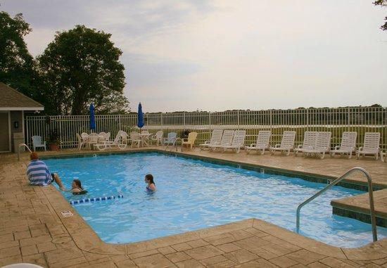 Bayside Resort Hotel: Aussenpool
