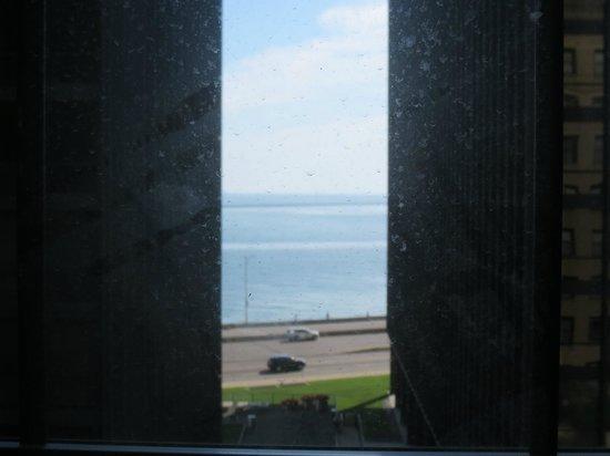 Dewitt Hotel & Suites: Vue de la fenêtre