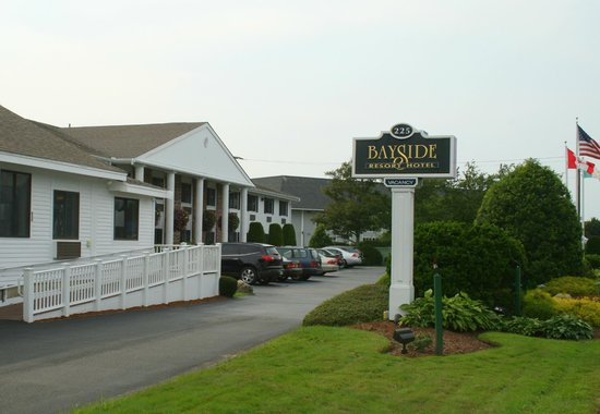 Bayside Resort Hotel: Aussenansicht